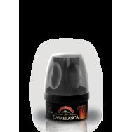 Самолъскаща крем боя - черна
