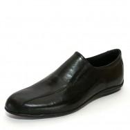 Мъжки спортно-елегантни обувки с ластик